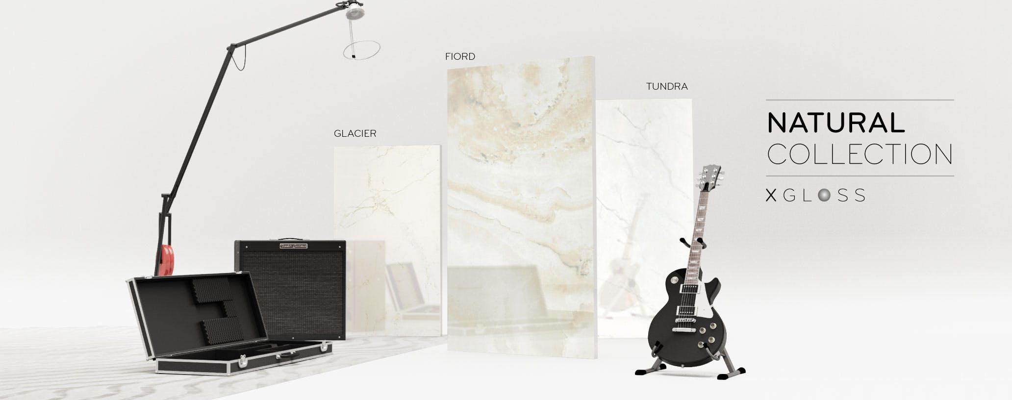 Dekton Natural Collection XGloss