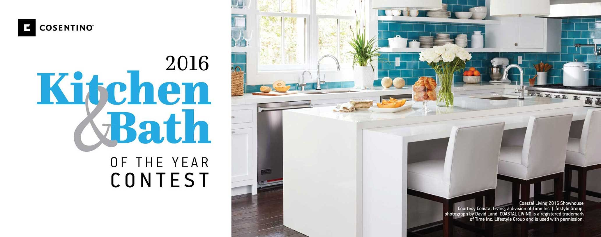 2016 Kitchen & Bath of the year contest