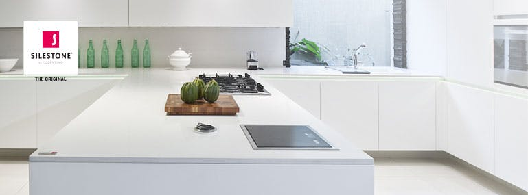 Cosentino group leader in surfaces for the world of design - Silestone showroom ...
