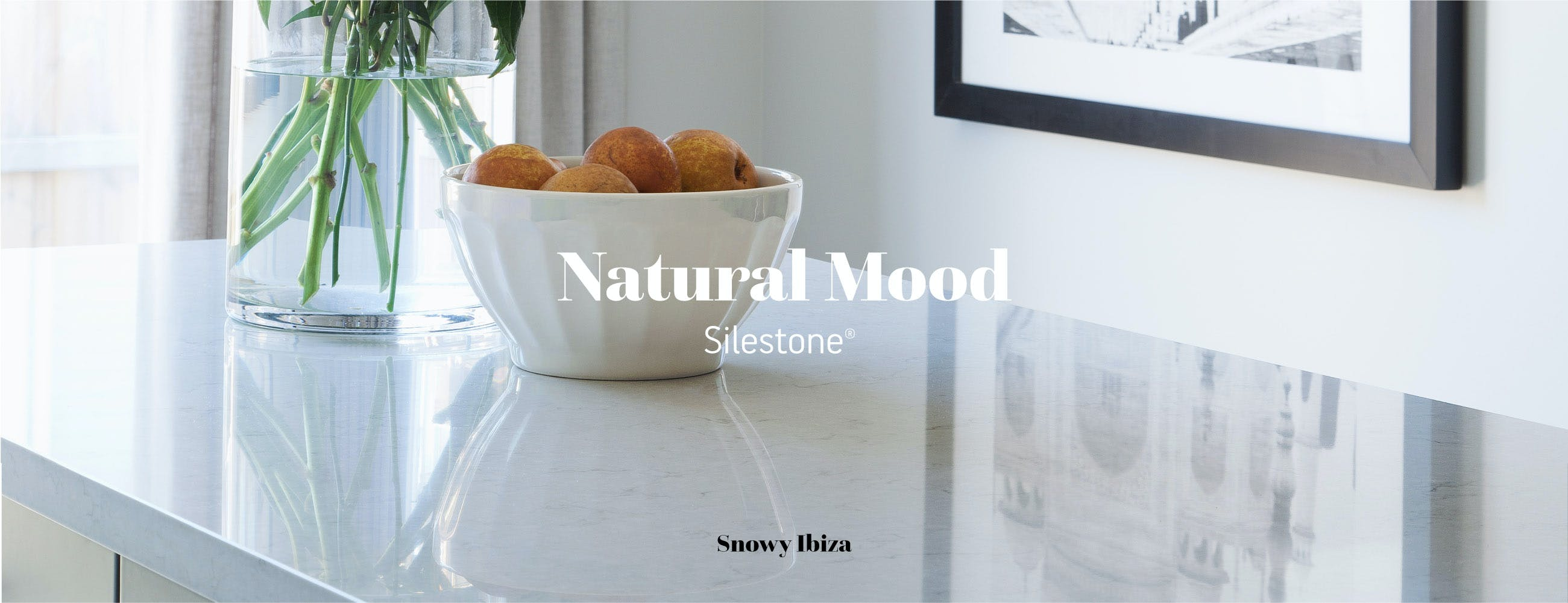 Silestone® Natural Mood