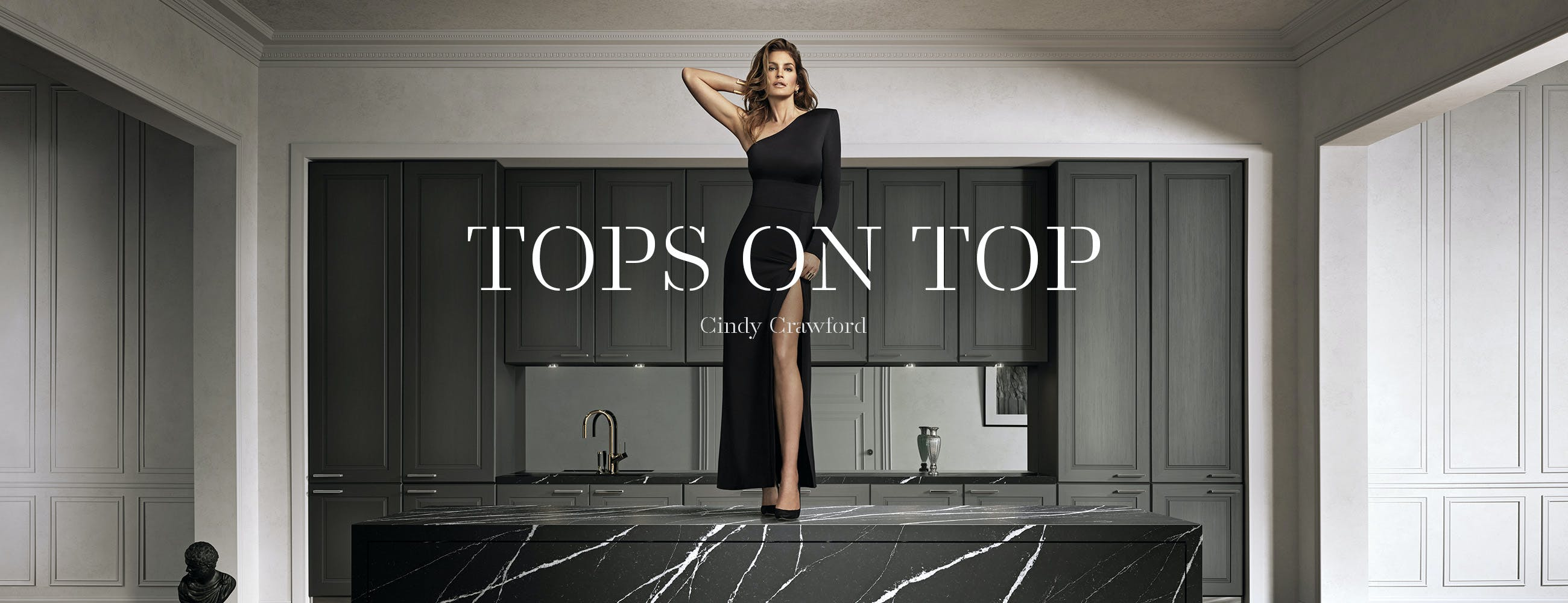 Cindy Crawford Silestone